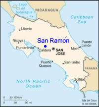 "San Ramon, Costa Rica — The ""City of Poets and Presidents"